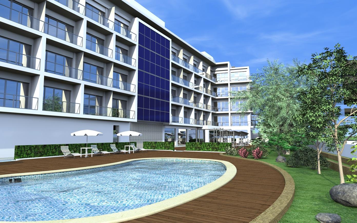 FLY DESIGN HOTEL 4*